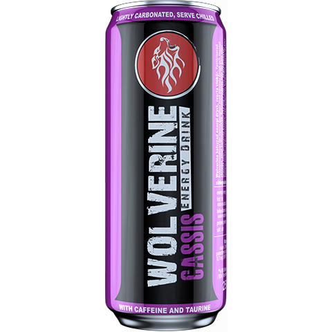 Wolverine Energy Drink 250 ml
