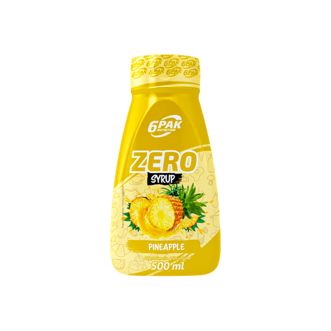 Zero Syrup 500 ml pineapple