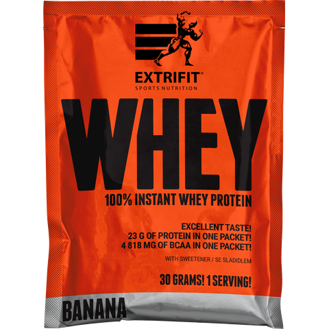 Extrifit 100% Instant Whey Protein 80 30 g