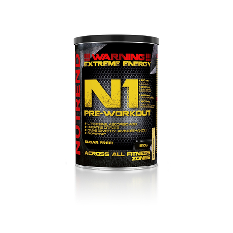 Nutrend N1 Pre - Workout 510 g