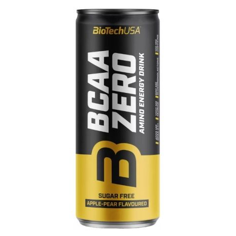 BioTech Bcaa Zero Sugar Free 330 ml apple pear