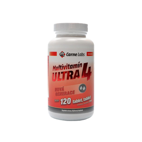 Ultra 4 Multivitamin 120 tbl