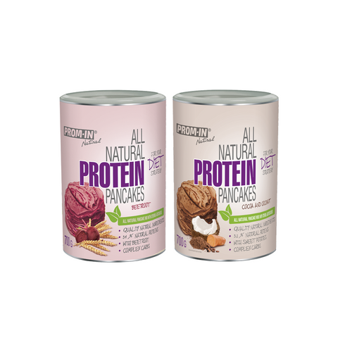 AKCE 1+1 Prom-In Protein Pancakes 700g + Protein Pacakes 700g