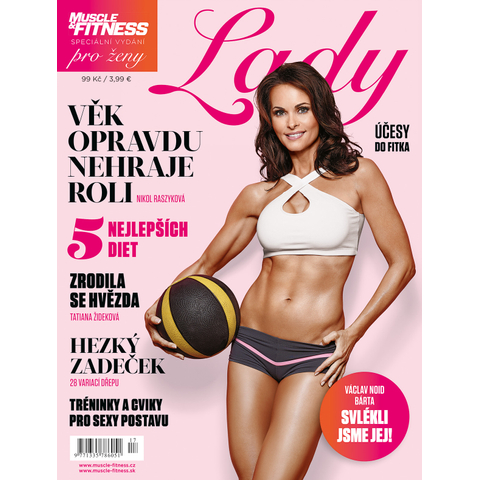 Muscle & Fitness Lady