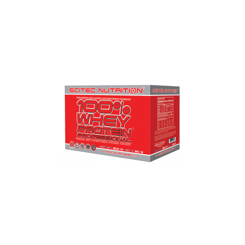 100% Whey Protein Professional 30 x 30 g mix NEW FLAVOURS