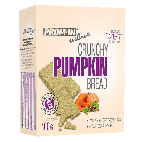 Prom-In Crunchy Pumpkin Bread 100 g