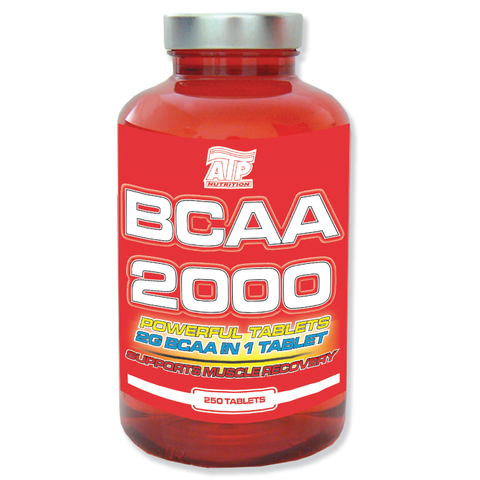 ATP Nutrition BCAA 2000 Powerful 250 tbl