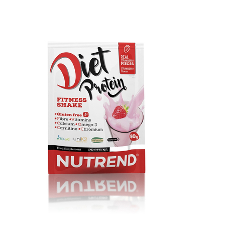 Nutrend Diet Protein 5 x 50 g strawberry