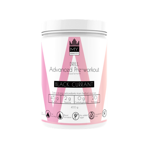 My Identity PINK Drill Advanced Pre Workout 400 g