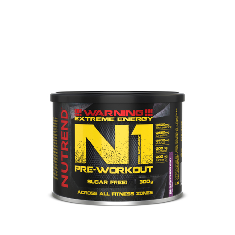 Nutrend N1 Pre - Workout 300 g