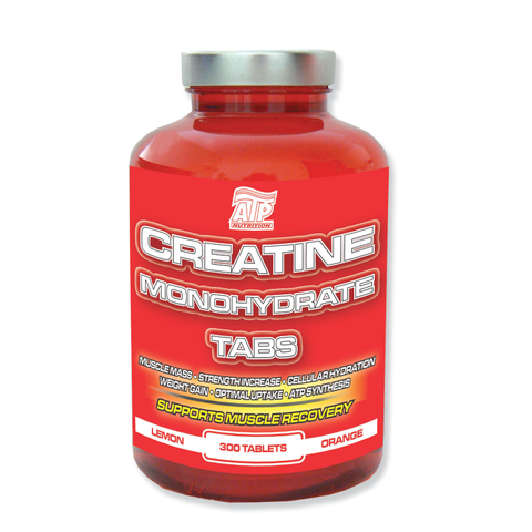 ATP Nutrition Creatine Monohydrate 800 tbl