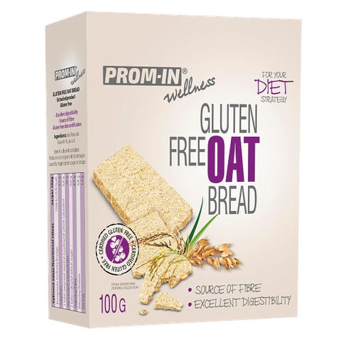 Prom-In Fitness Food gluten free oat bread 100 g